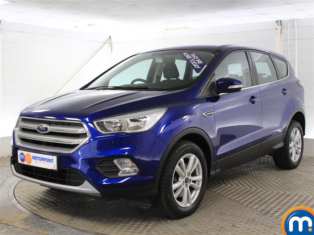 Ford Kuga Zetec - Stock Number (1022298) - Passenger side front corner