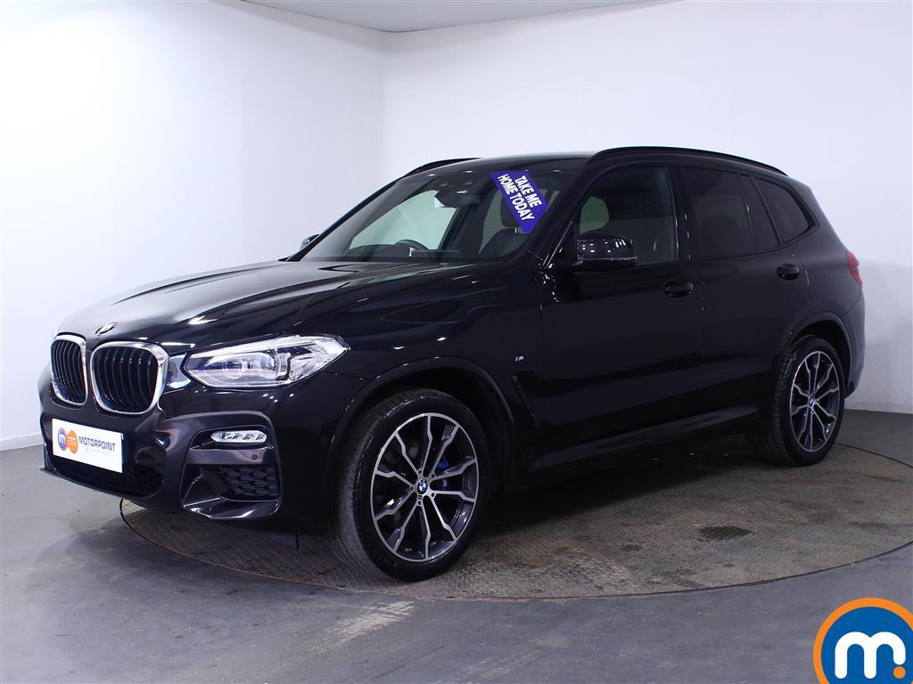 BMW X3 M Sport - Stock Number (1012546) - Passenger side front corner