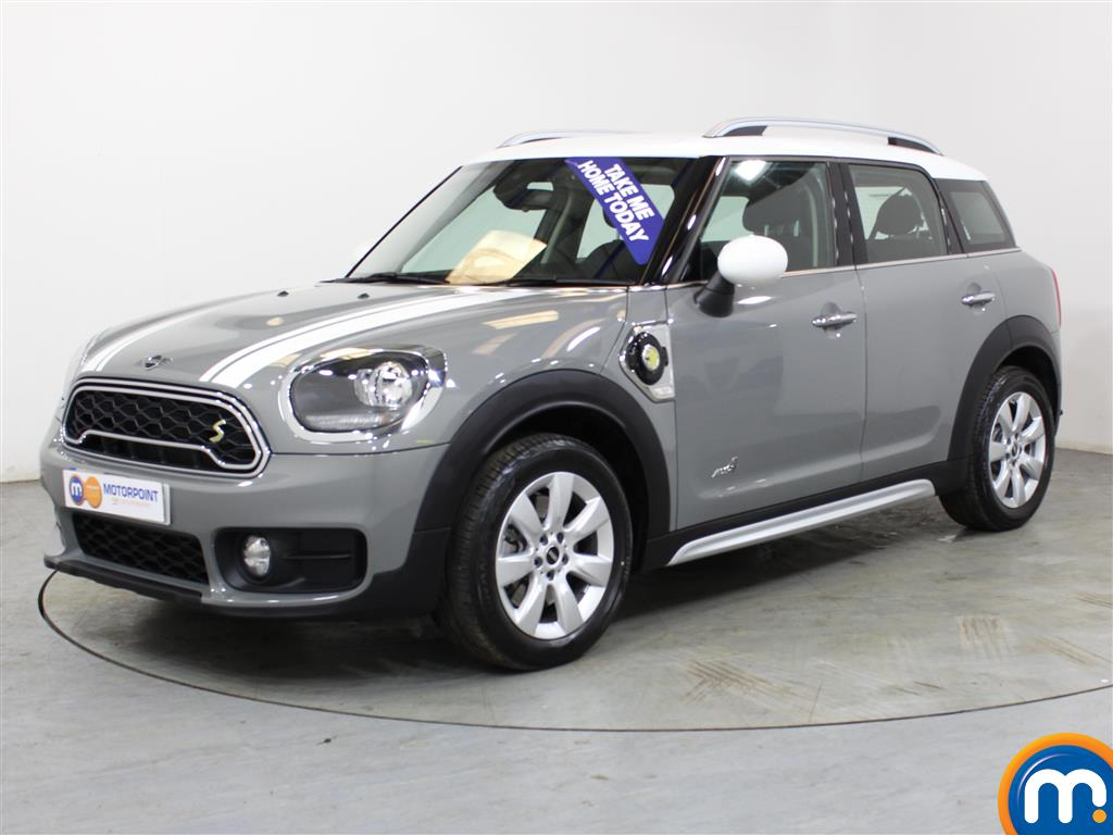 Mini Countryman Cooper S E - Stock Number (1012206) - Passenger side front corner