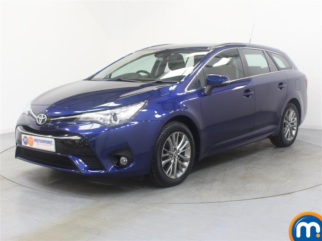Toyota Avensis Business Edition - Stock Number (1006889) - Passenger side front corner