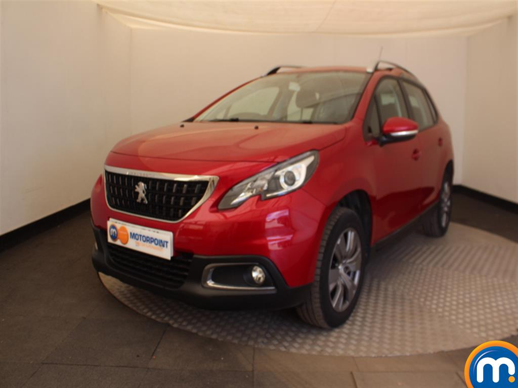 Peugeot 2008 Active - Stock Number (1012477) - Passenger side front corner