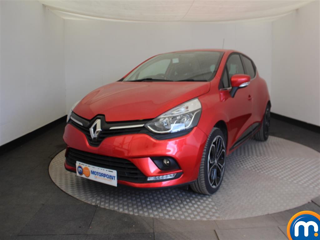 Renault Clio Iconic - Stock Number (1013366) - Passenger side front corner