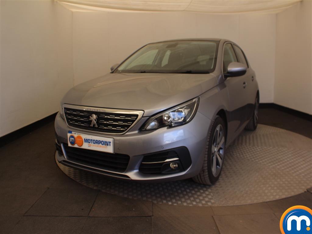 Peugeot 308 Allure - Stock Number (1015600) - Passenger side front corner