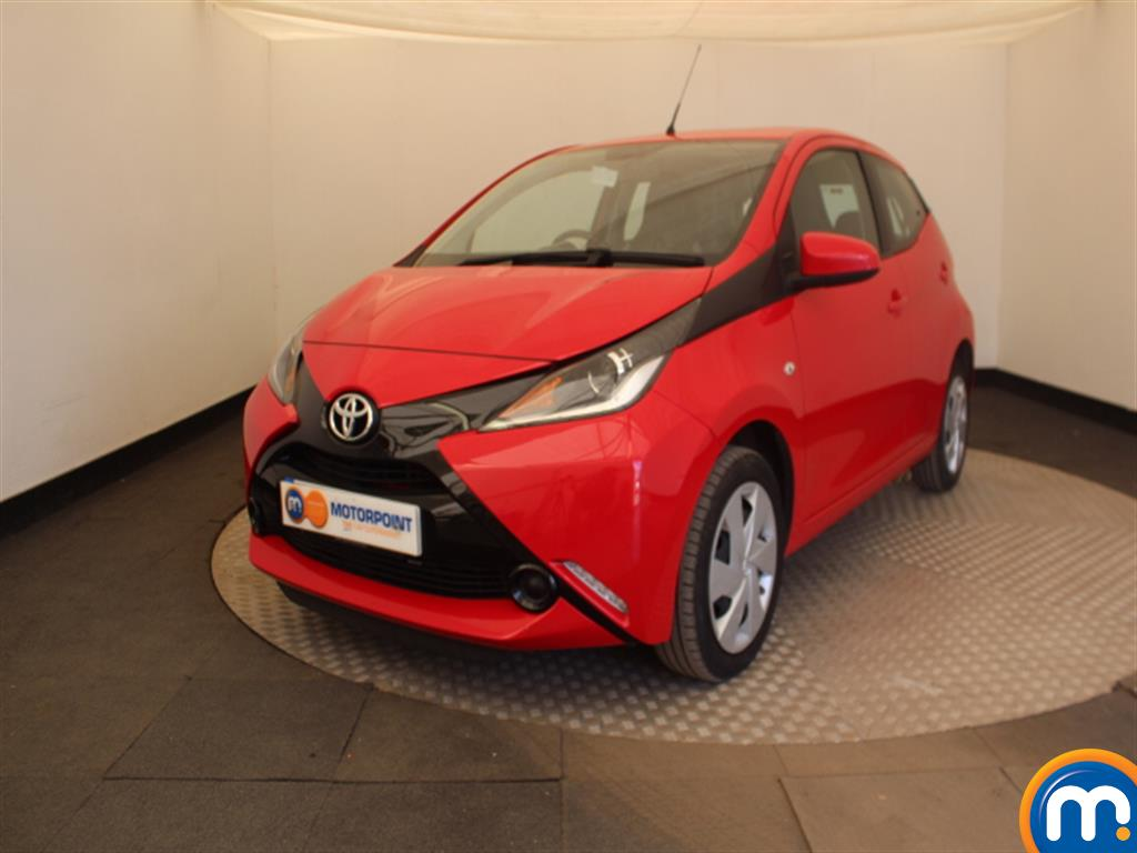 Toyota Aygo X-Play - Stock Number (1020696) - Passenger side front corner