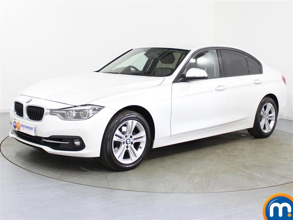 BMW 3 Series Sport - Stock Number (998784) - Passenger side front corner