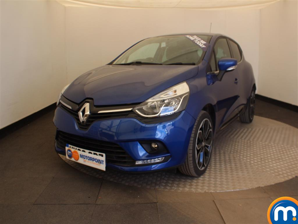 Renault Clio Iconic - Stock Number (1014979) - Passenger side front corner