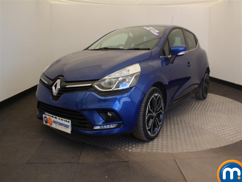 Renault Clio Iconic - Stock Number (1017404) - Passenger side front corner