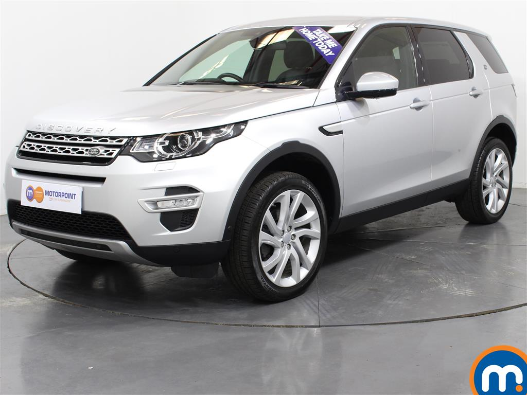 Land Rover Discovery Sport HSE Luxury - Stock Number (1015800) - Passenger side front corner