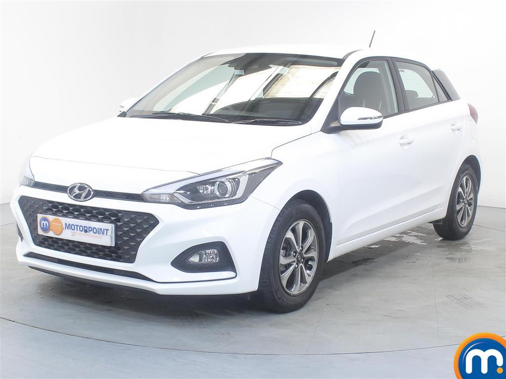Hyundai I20 SE - Stock Number (1011697) - Passenger side front corner