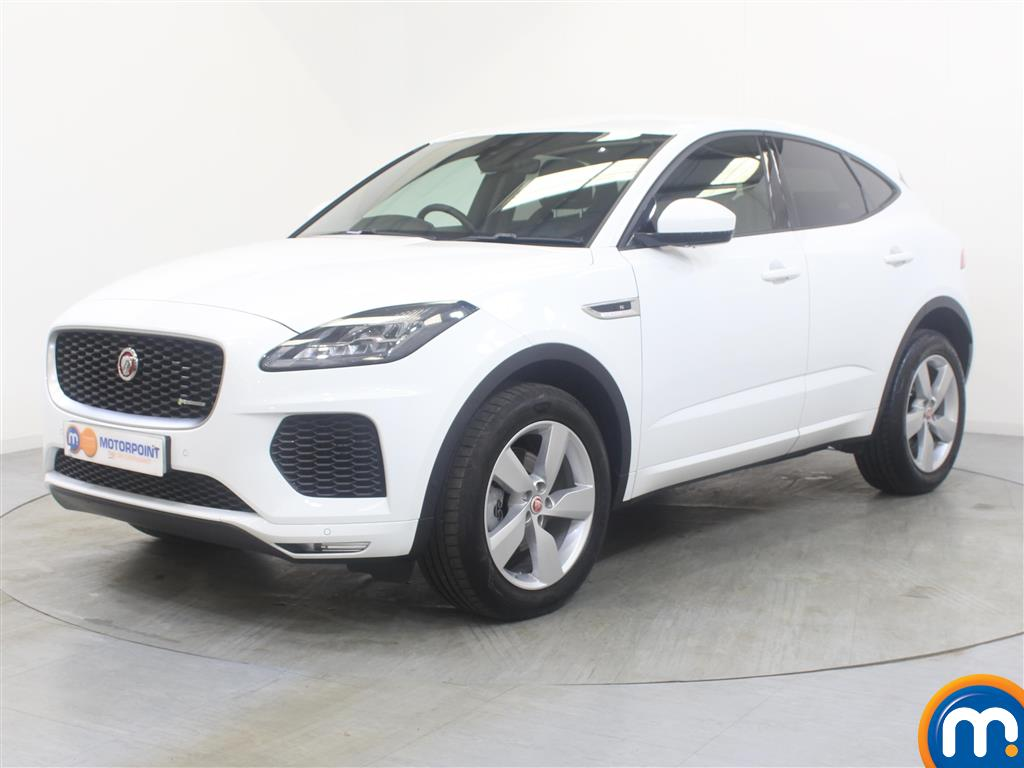 Jaguar E-Pace R-Dynamic S - Stock Number (1016346) - Passenger side front corner