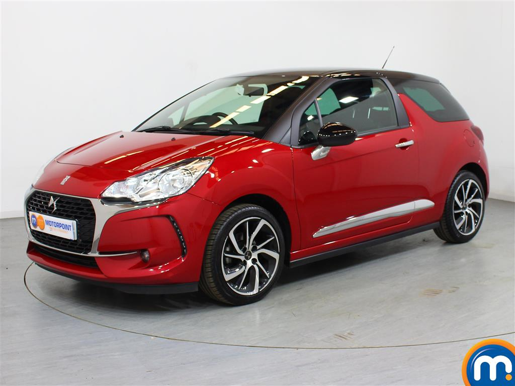 DS Ds 3 Connected Chic - Stock Number (1018652) - Passenger side front corner