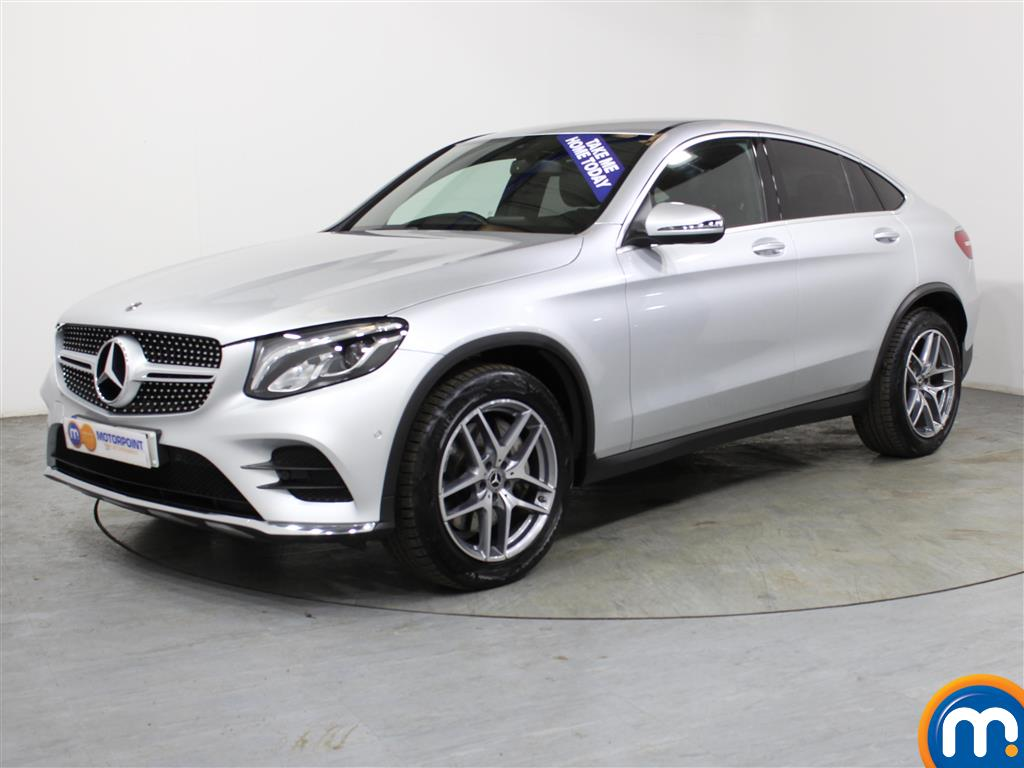 Mercedes-Benz Glc Coupe AMG Line - Stock Number (1015876) - Passenger side front corner