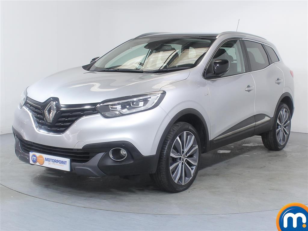 Renault Kadjar Signature Nav - Stock Number (1015052) - Passenger side front corner