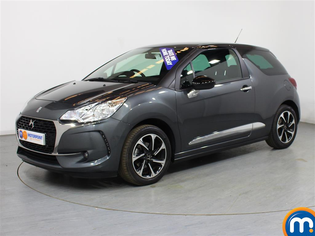 DS Ds 3 Elegance - Stock Number (1018431) - Passenger side front corner