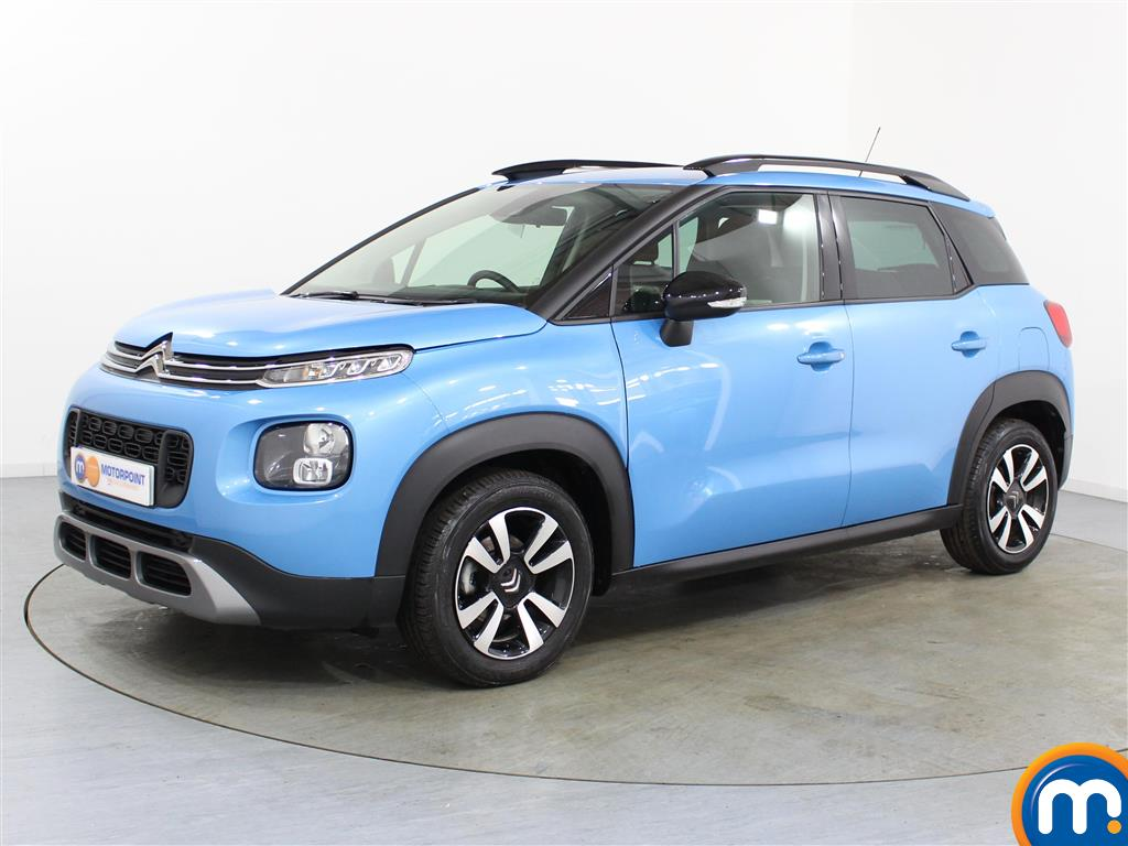 Citroen C3 Aircross Feel - Stock Number (1018235) - Passenger side front corner