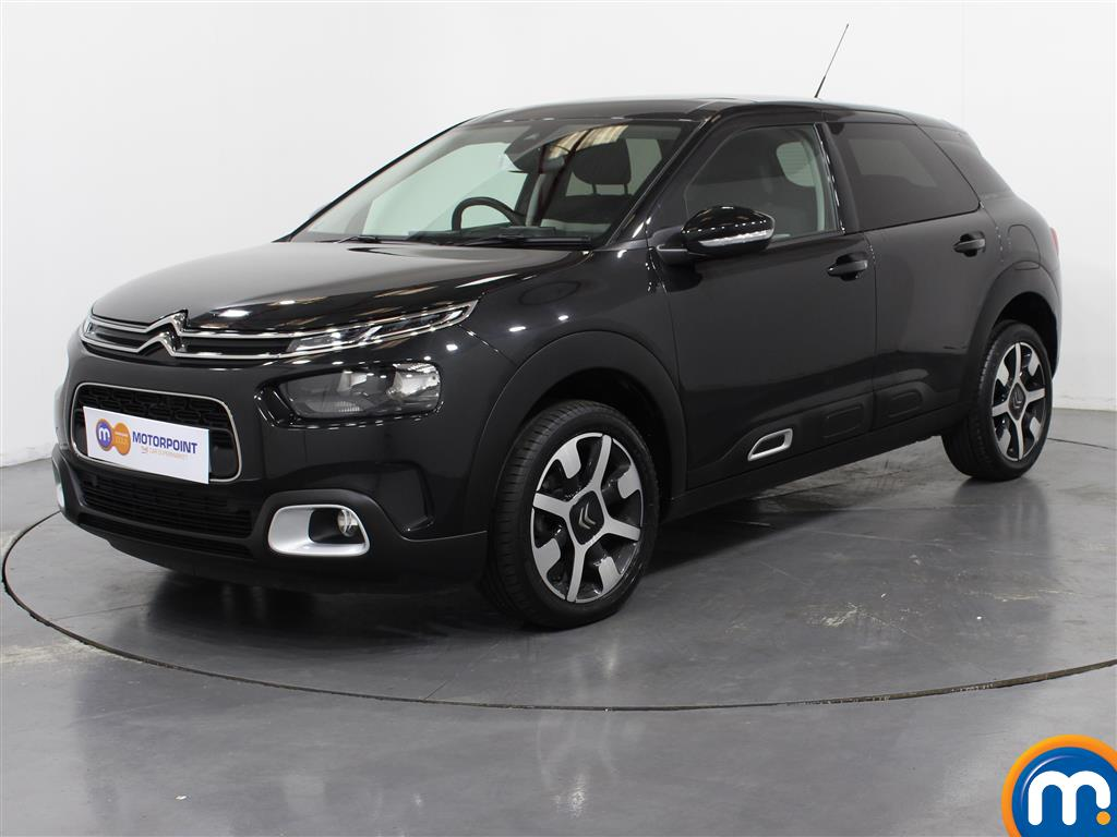 Citroen C4 Cactus Flair - Stock Number (1003151) - Passenger side front corner