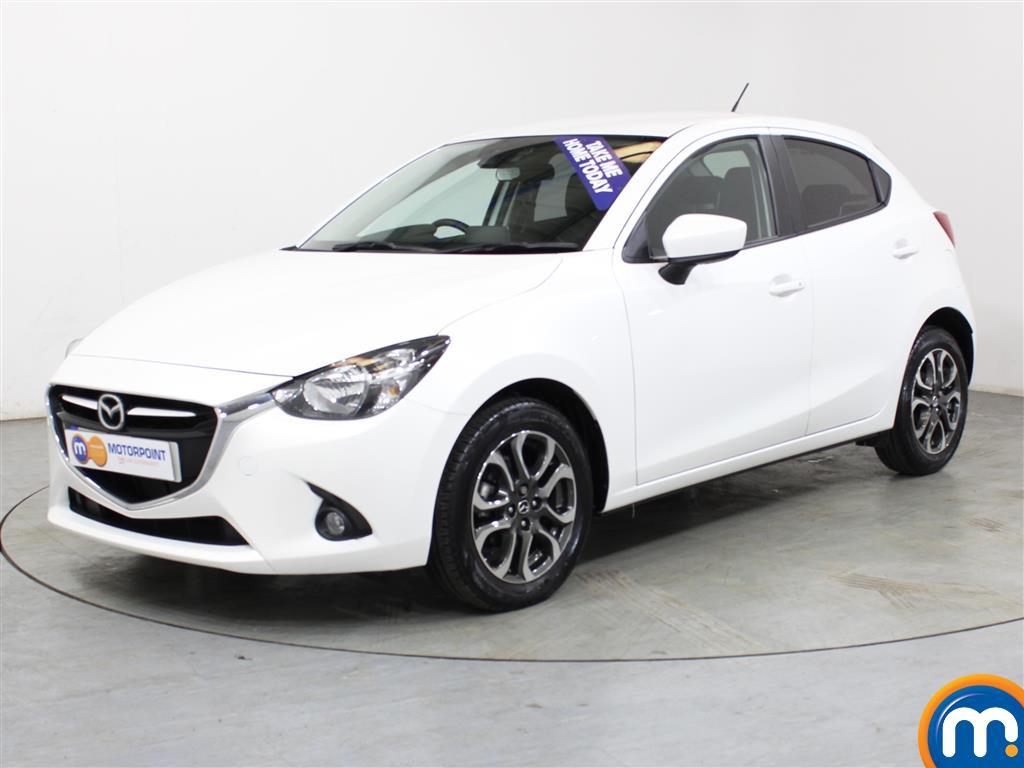 Mazda 2 Sport - Stock Number (1016406) - Passenger side front corner