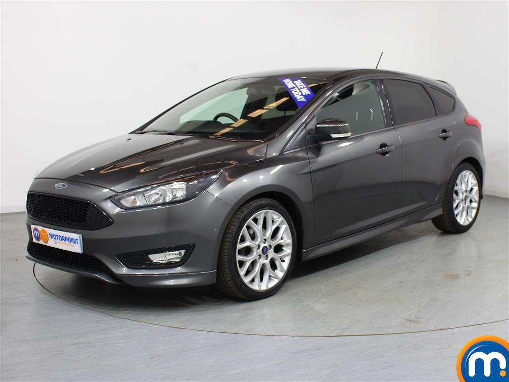 Ford Focus ST-Line - Stock Number (1012261) - Passenger side front corner
