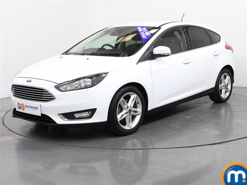 Ford Focus Titanium - Stock Number (1006161) - Passenger side front corner