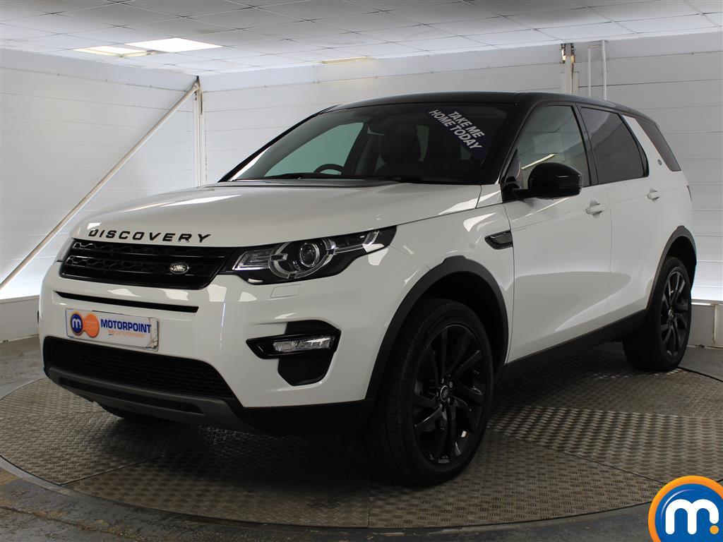 Land Rover Discovery Sport HSE Black - Stock Number (1020930) - Passenger side front corner