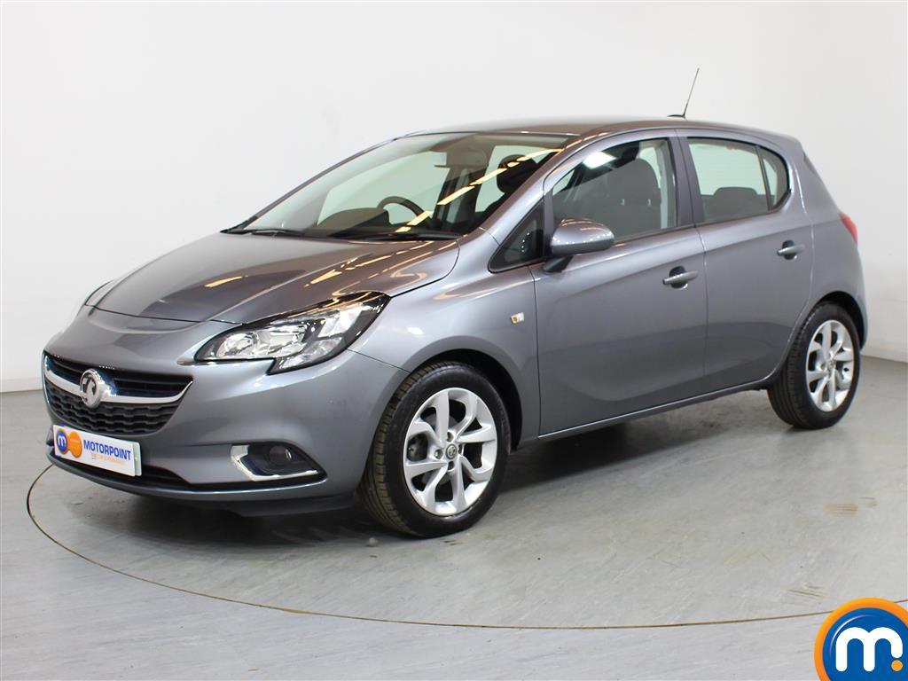 Vauxhall Corsa SRi - Stock Number (1016666) - Passenger side front corner