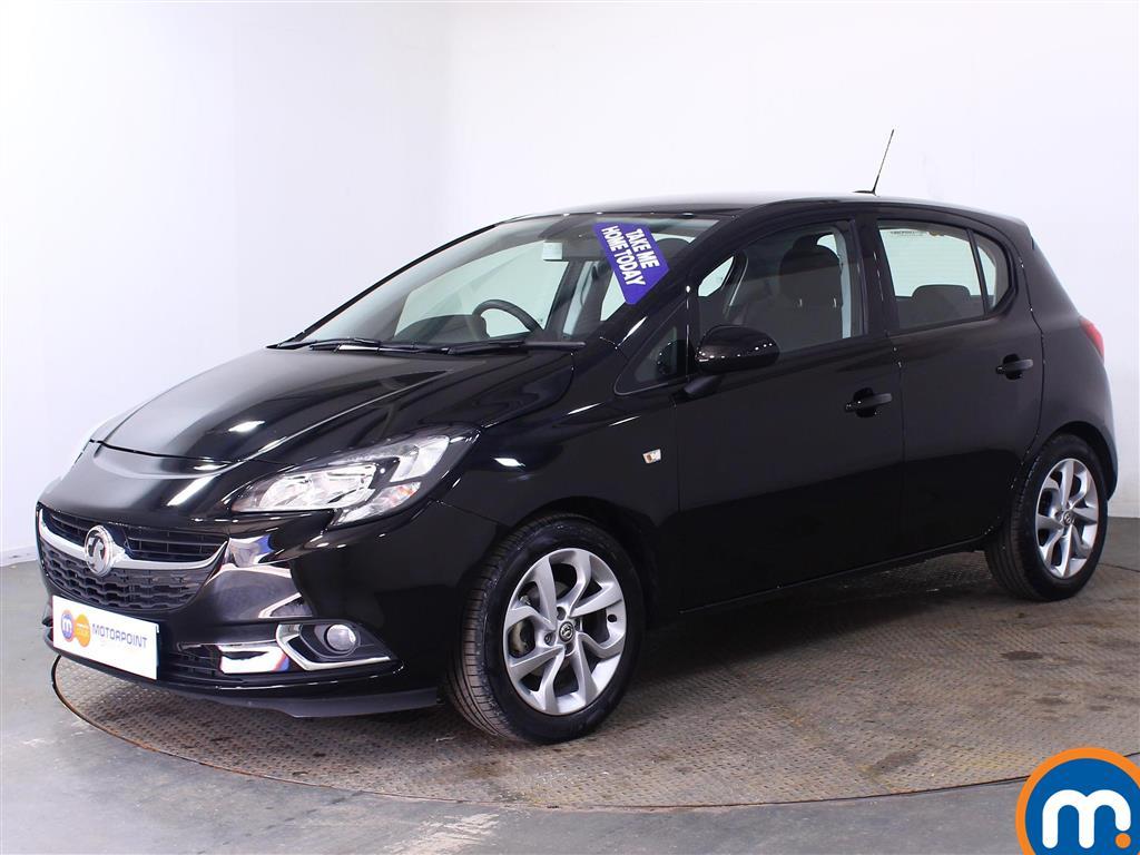 Vauxhall Corsa SRi - Stock Number 1016612 Passenger side front corner