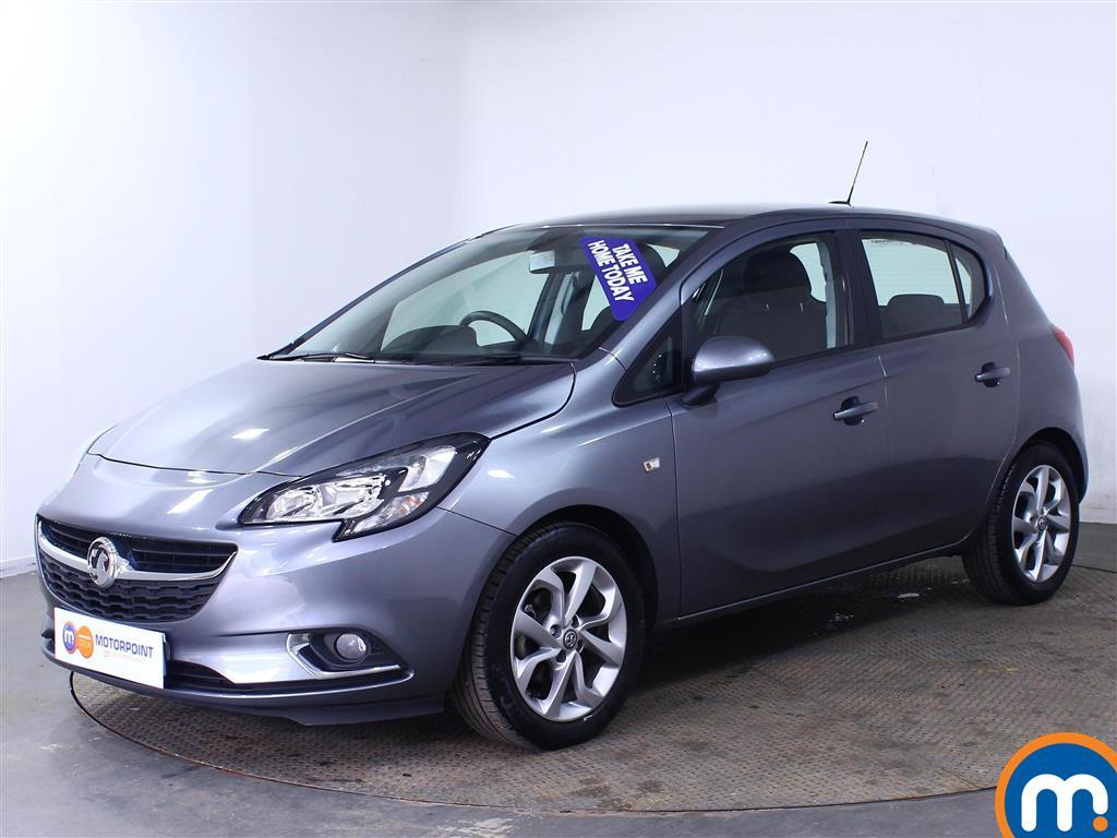 Vauxhall Corsa SRi - Stock Number (1016523) - Passenger side front corner