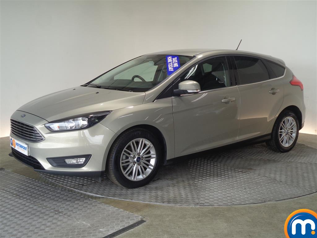 Ford Focus Zetec Edition - Stock Number (1015909) - Passenger side front corner
