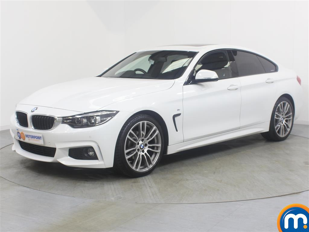 BMW 4 Series M Sport - Stock Number (1008019) - Passenger side front corner
