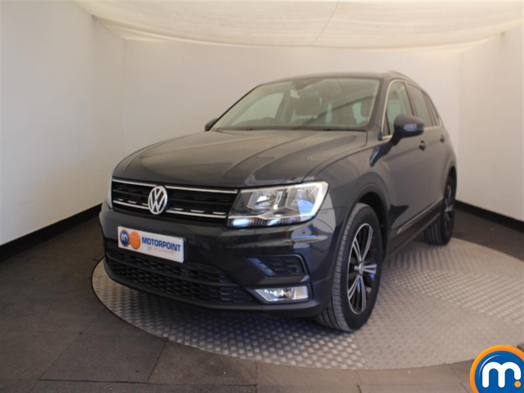 Volkswagen Tiguan SE Nav - Stock Number (1015943) - Passenger side front corner