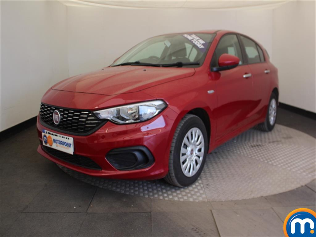 Fiat Tipo Easy - Stock Number (1017995) - Passenger side front corner