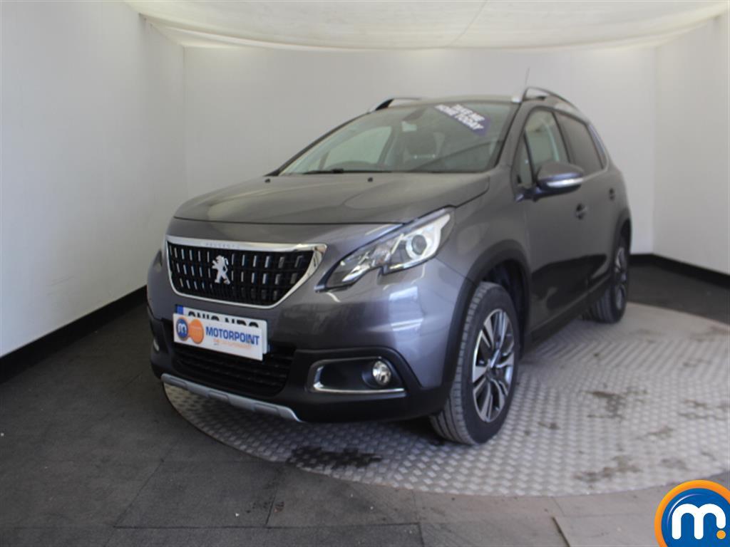 Peugeot 2008 Allure - Stock Number (1020104) - Passenger side front corner