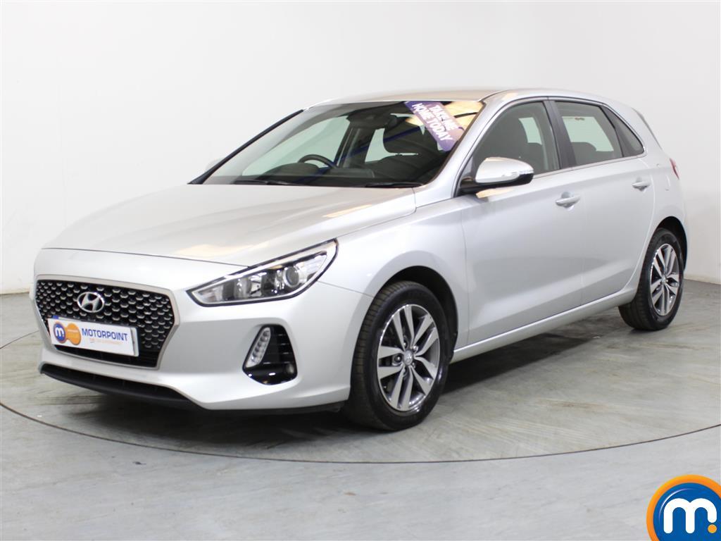 Hyundai I30 SE Nav - Stock Number (1005939) - Passenger side front corner