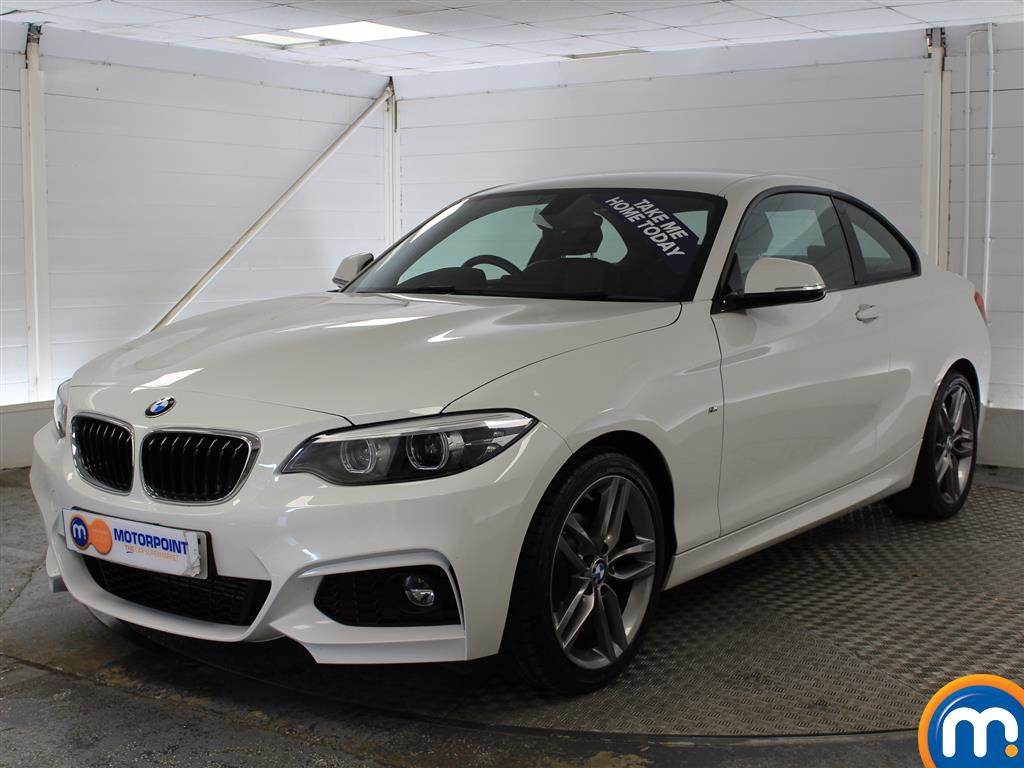 BMW 2 Series M Sport - Stock Number (1020720) - Passenger side front corner