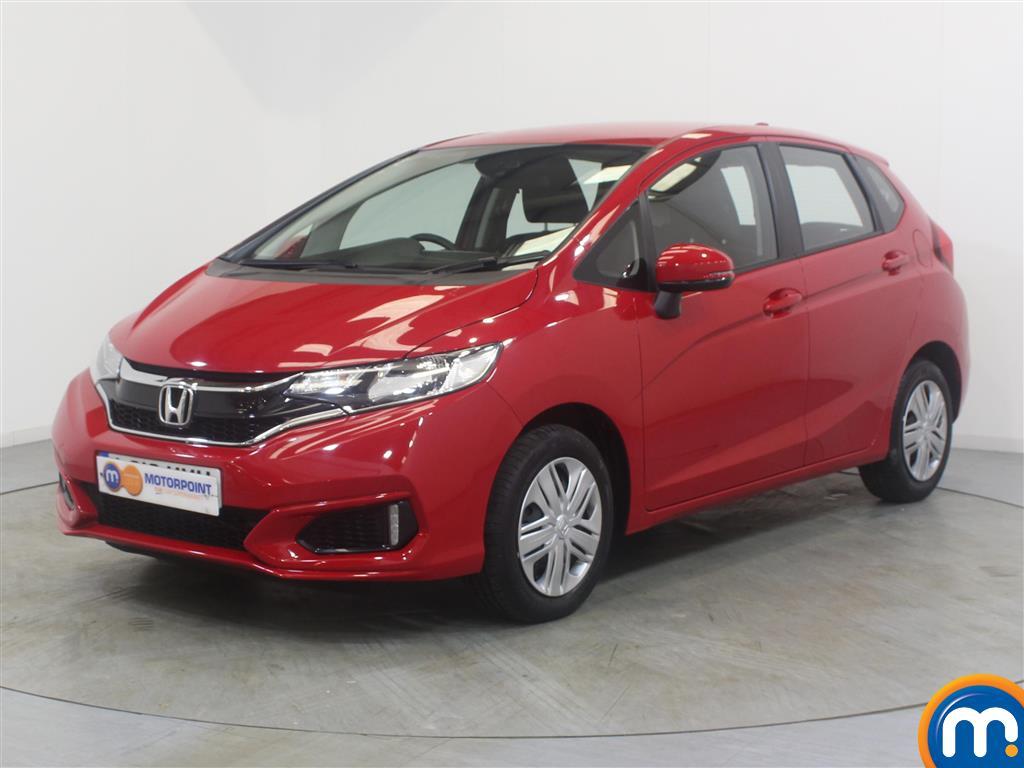 Honda Jazz S - Stock Number (1018125) - Passenger side front corner