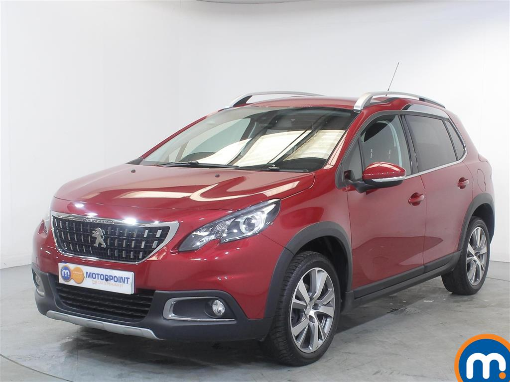 Peugeot 2008 Allure - Stock Number (1006429) - Passenger side front corner