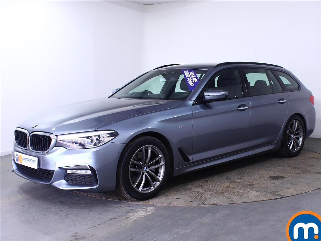 BMW 5 Series M Sport - Stock Number (1020131) - Passenger side front corner