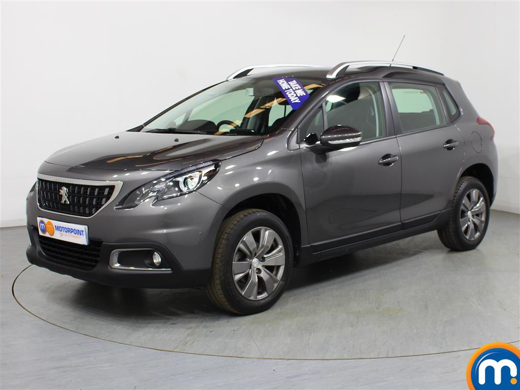 Peugeot 2008 Active - Stock Number (1006686) - Passenger side front corner