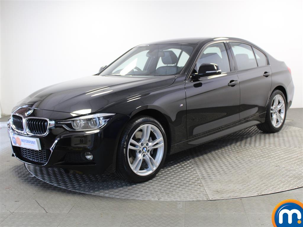 BMW 3 Series M Sport - Stock Number (1017886) - Passenger side front corner