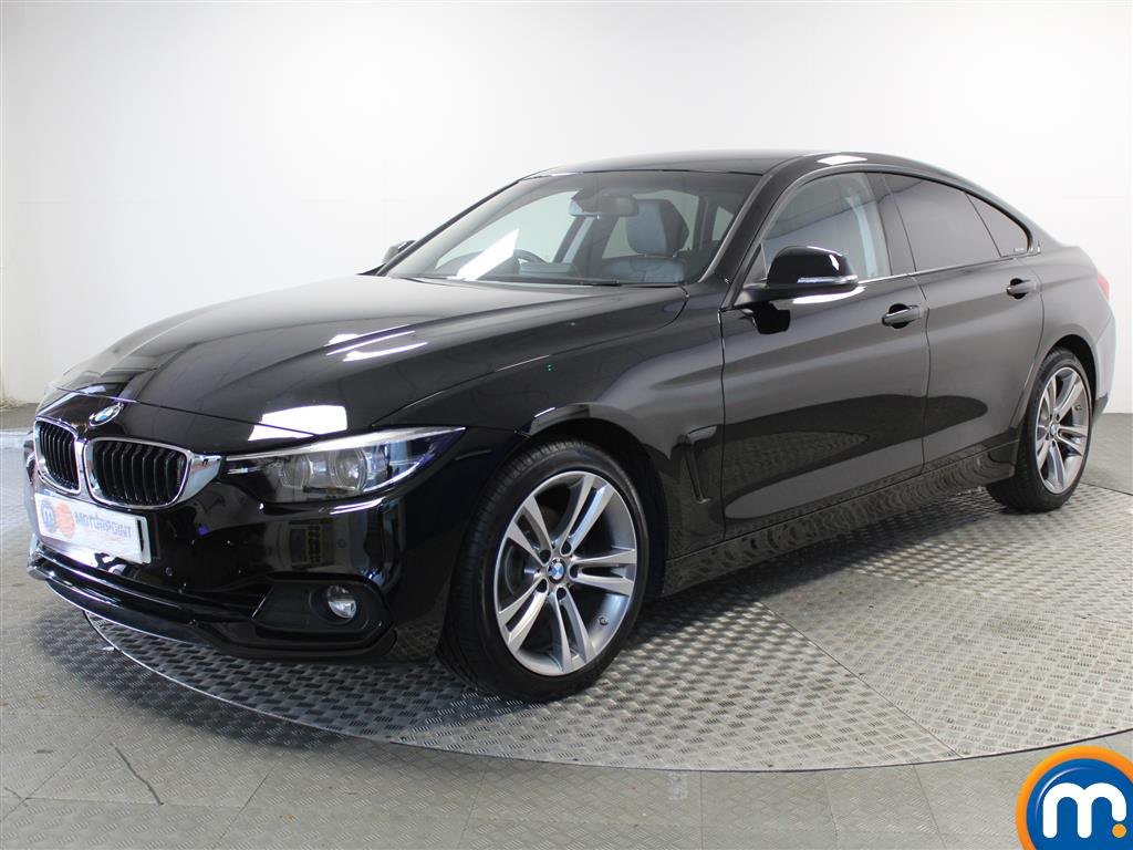 BMW 4 Series Sport - Stock Number (1018179) - Passenger side front corner