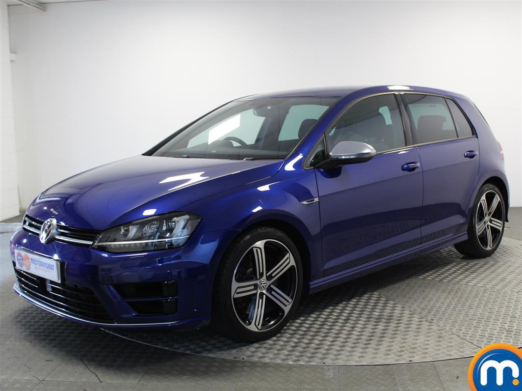 Volkswagen Golf R - Stock Number (1000991) - Passenger side front corner