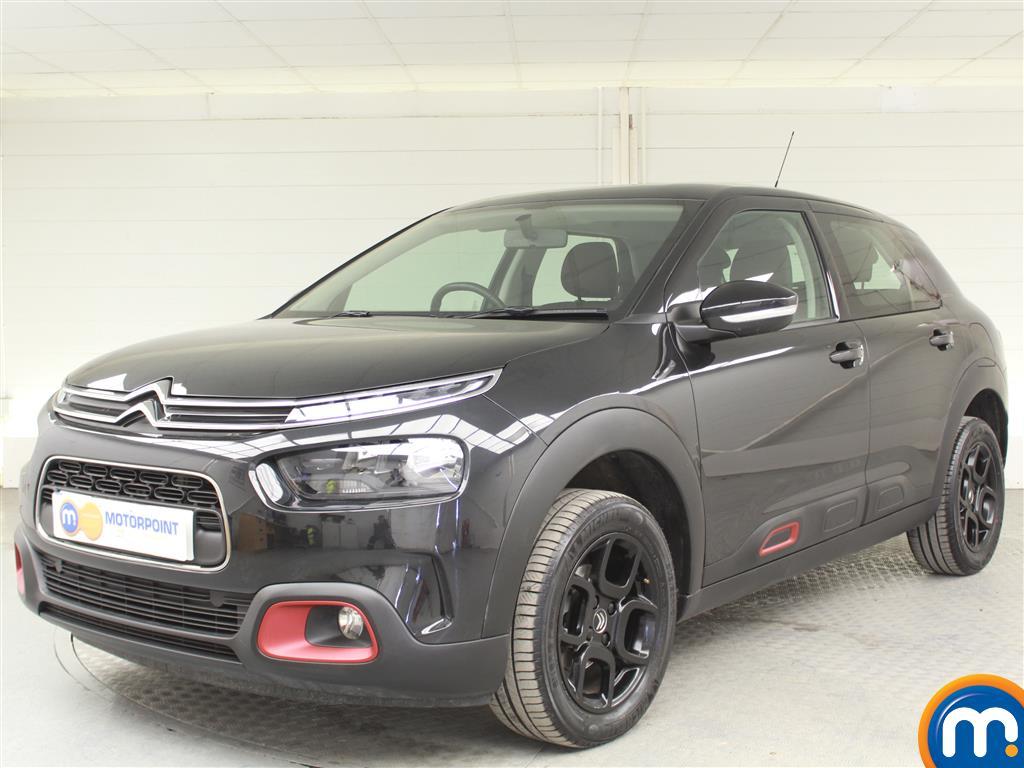 Citroen C4 Cactus Feel Edition - Stock Number (1006532) - Passenger side front corner