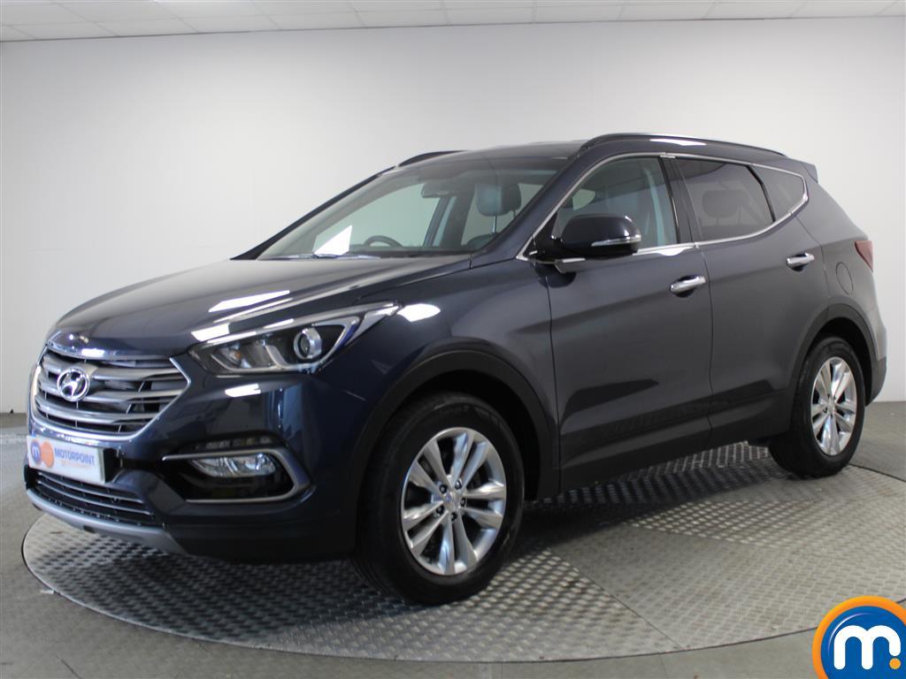 Hyundai Santa Fe Premium - Stock Number (1017199) - Passenger side front corner