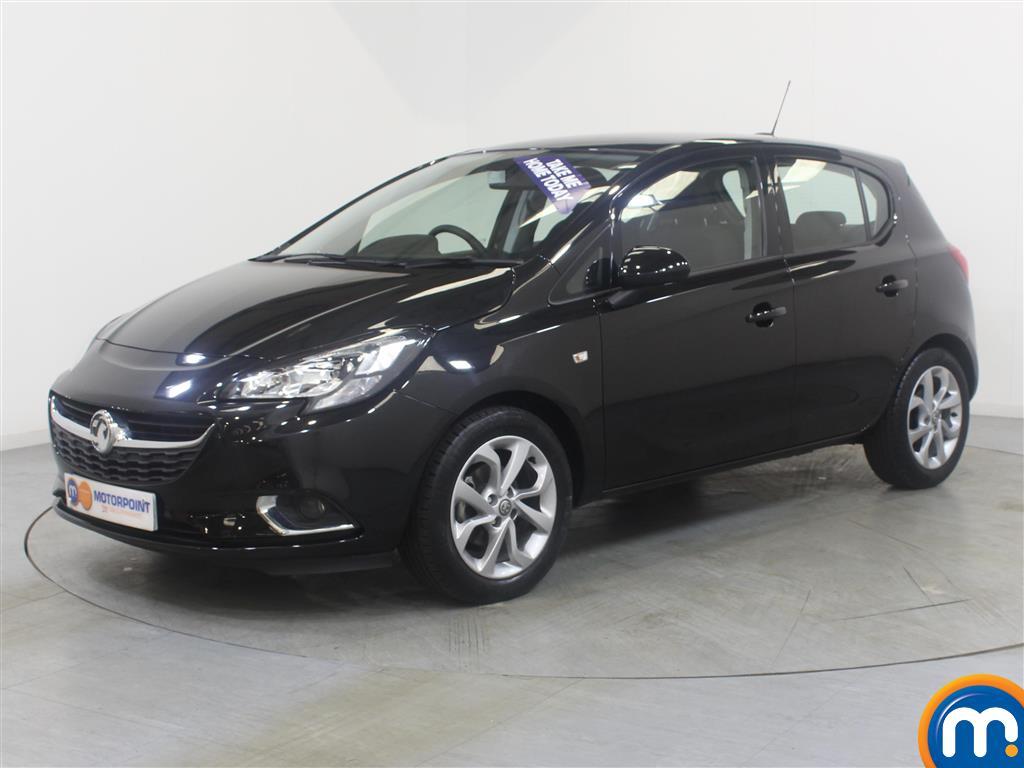 Vauxhall Corsa SRi - Stock Number (1016525) - Passenger side front corner