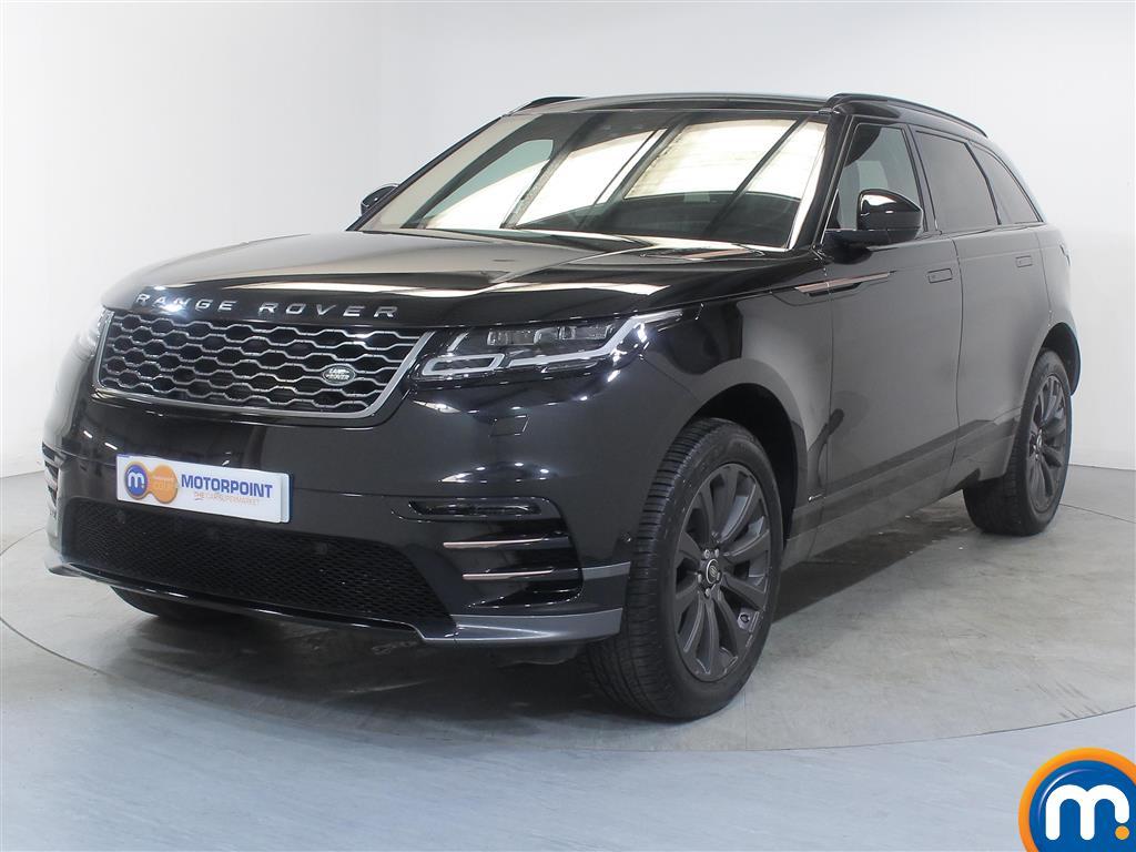 Land Rover Range Rover Velar R-Dynamic SE - Stock Number (1019858) - Passenger side front corner