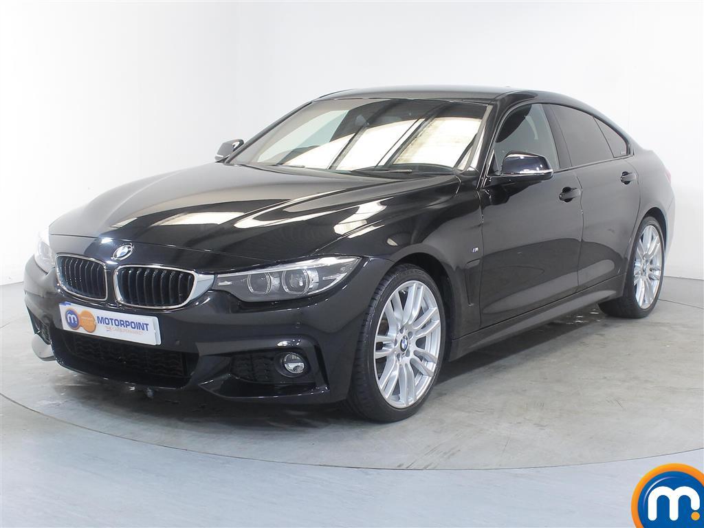 BMW 4 Series M Sport - Stock Number (1017540) - Passenger side front corner