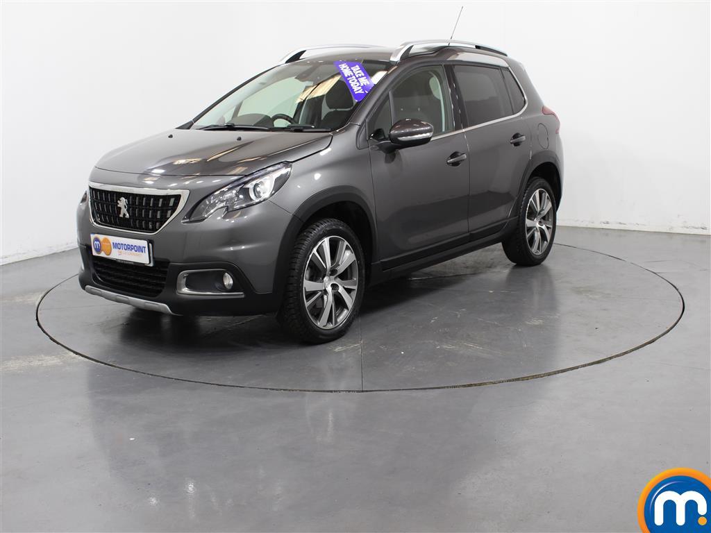 Peugeot 2008 Allure - Stock Number (1017511) - Passenger side front corner