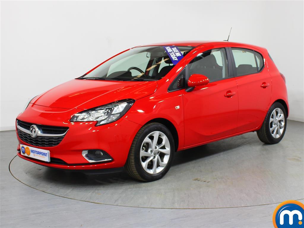 Vauxhall Corsa SRi - Stock Number (1016433) - Passenger side front corner