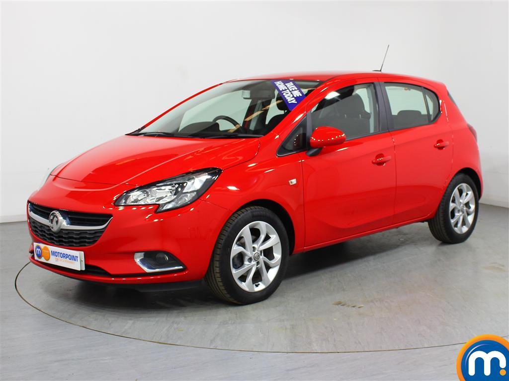 Vauxhall Corsa SRi - Stock Number (1016597) - Passenger side front corner