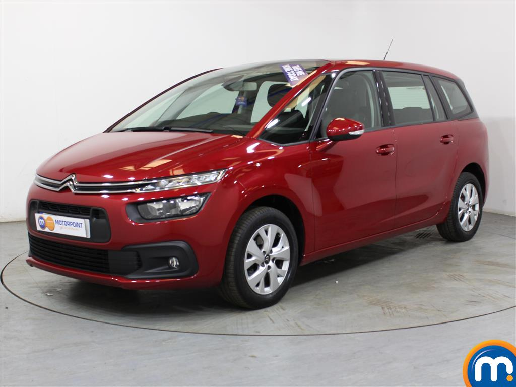 Citroen Grand C4 Picasso Touch Edition - Stock Number (991058) - Passenger side front corner
